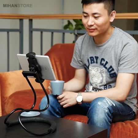 نگهدارنده گردنی بازویی چندکاره موبایل و تبلت