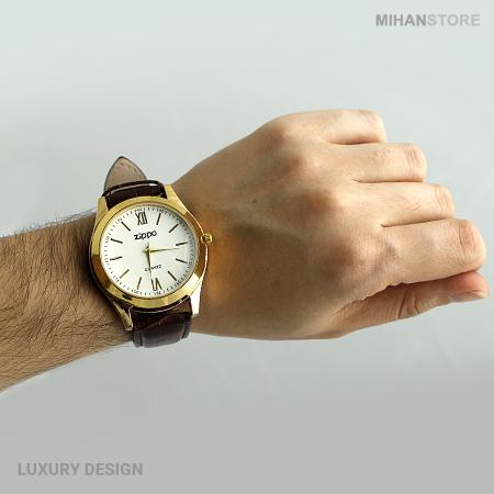 خرید اینترنتی ساعت مچی مردانه فندکی فندک دار 1396