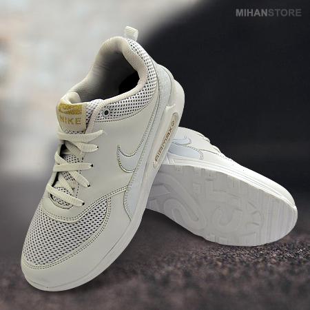 سفارش کفش کتونی سفید چرم مصنوعی دخترانه پسرانه