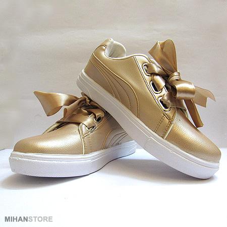 کفش مجلسی دخترانه برای جشن عروسی مدل پاپیونی