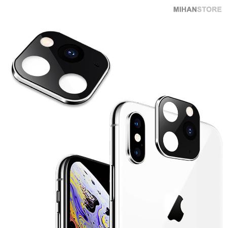 خرید تبدیل کننده کیت تبدیل لنزگوشی موبایل آیفون X به آیفون 11