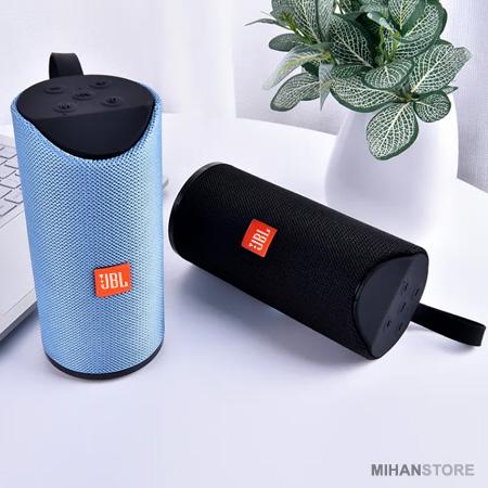 خرید ارزان اسپیکر بلوتوثی قابل حمل استوانه ای 2020
