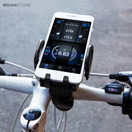 نگهدارنده موبایل موتور سیکلت و دوچرخه جنس پلاستیک مقاوم