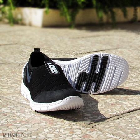 کفش مردانه Nike طرح Go Walk رنگ مشکی 2019