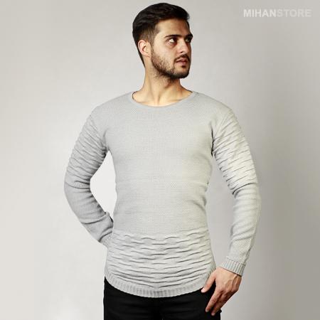 لباس بافت مردانه طرح جدید پایین دایره ای