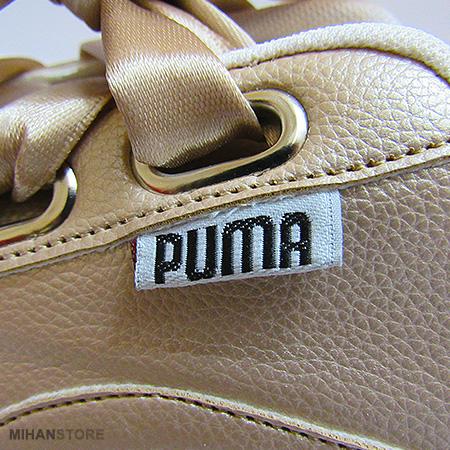 کفش کتونی ارزان قیمت نسکافه ای بند پاپیونی دخترانه